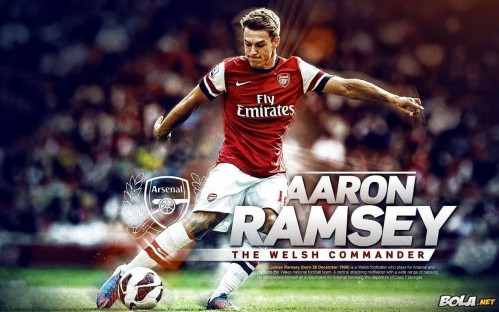Aaron Ramsey Wallpaper Aaron Ramsey