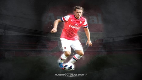 Wallpaperplay Aaron Ramsey Walp Aaron Ramsey