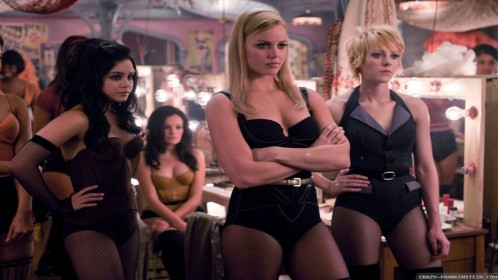 Sucker Punch Babe Abbie Cornish Wallpapers Abbie Cornish