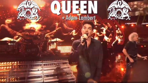Queen Adam Lambert Trailer Queen