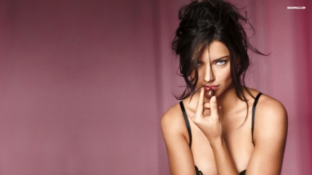 Adriana Lima Beautiful Full Hd Wallpaper Hd Desktop Wallpaper Background