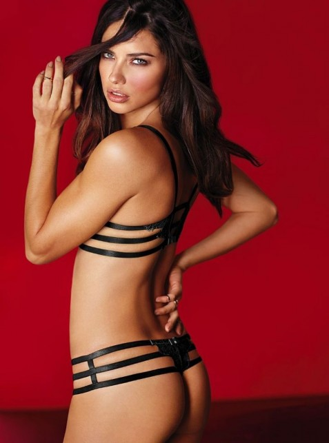 Adriana Lima Victorias Secret Wallpaper Adriana Lima