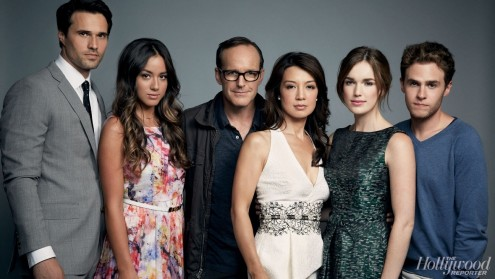 Thr Exclusive Portraits Agents Of Shield
