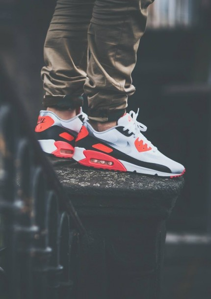 Air Max Hyperfuse Infrared