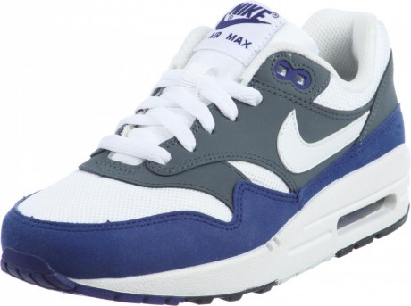 Nike Air Max Youth Gs Schuhe Royal White Zoom