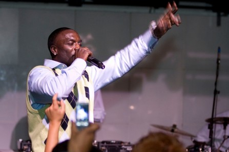 Akon In Concert