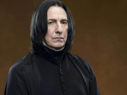 Severus Snape In Alan Rickman Own Words Is One Of The Most Heart Felt Tributes You Will Alan Rickman