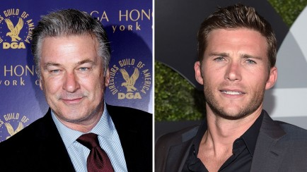 Alec Baldwin Scott Eastwood Split Alec Baldwin