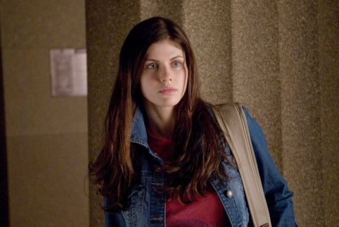 Actress Alexandra Daddario Tv