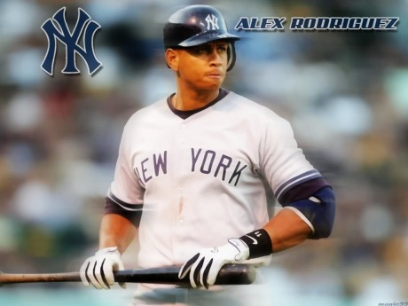 Alex Rodriguez Wallpaper Wallpaper
