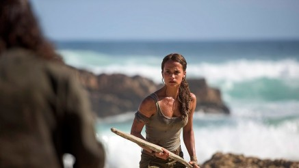 Alicia Vikander As Lara Croft Tomb Raider Mbidsocial Retweet Alicia Vikander