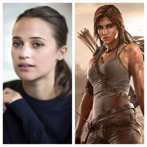 Alicia Vikander To Play Lara Croft In Tomb Raider Reboot Alicia Vikander