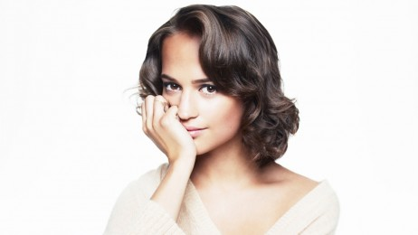 Movie Actress Alicia Vikander