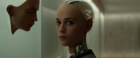 Still Of Alicia Vikander In Ex Machina Large Picture