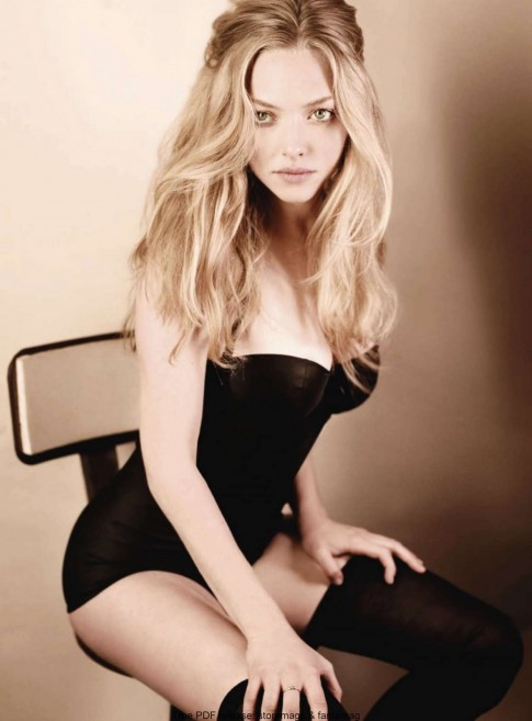 Amanda Seyfried Esquire Esquire