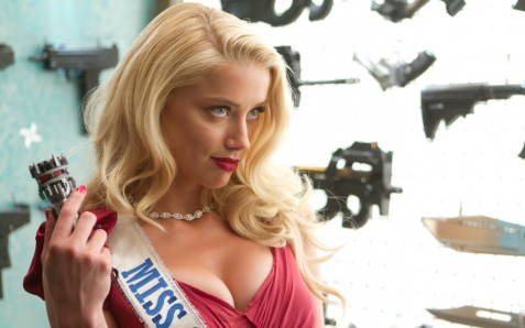 Amber Heard In Machete Kills Amber Heard