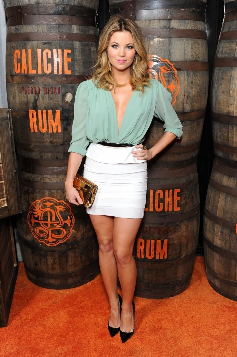 Amber Lancaster Caliche Rum Launch Party Vettrinet Amber Lancaster