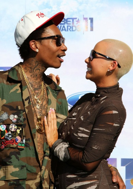 Amber Rose Wiz Khalifa Amber Rose