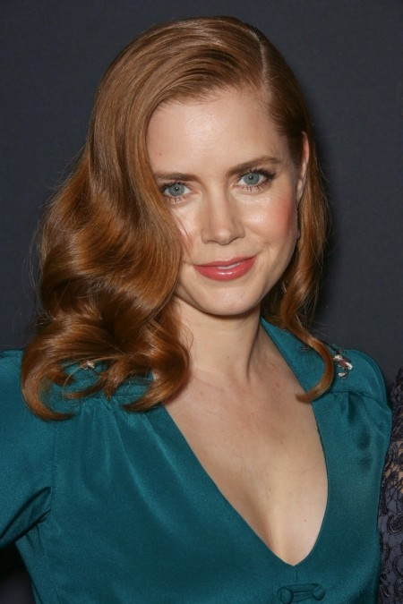 Amy Adams Red Hair