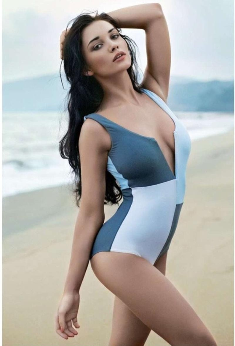 Amy Jackson Photoshoot Style