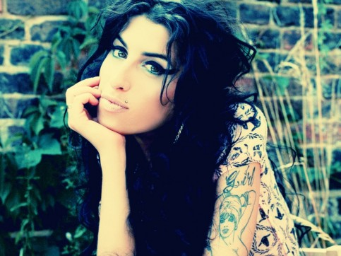 Amy Winehouse Tribute Wallpapers Music Hd Music