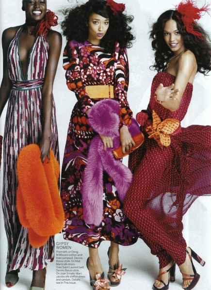 The Life Rhapsodic Vogue March Chaneliman Joansmalls Ajakdeng Arlenissosa Anaismali Anais Mali