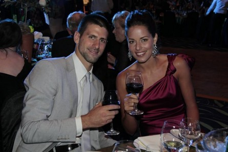 Ana And Novak Together Ana Ivanovic Ana Ivanovic