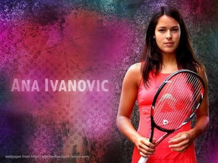 Ana Ivanovic Wallpaper Ana Ivanovic