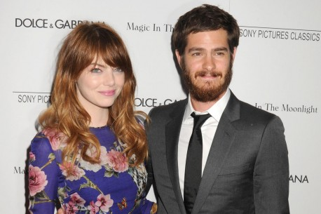 Emmastone News Andrew Garfield
