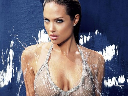 Angelina Bjolie Bhot Bimages Hot