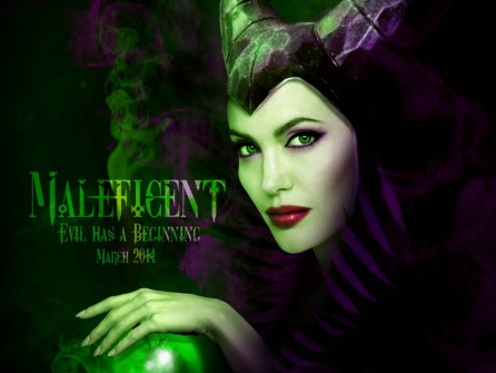 Angelina Jolie In Maleficent Normal