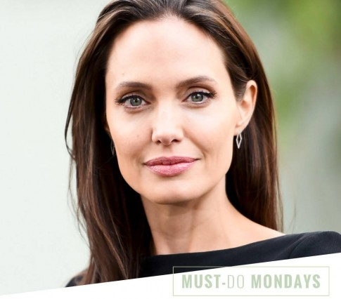 Rs Must Do Monday Angelina Jolie Angelina Jolie