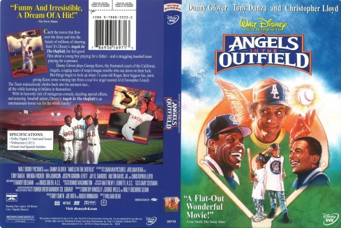 Bb Dvd Angelsintheoutfield Angels In The Outfield