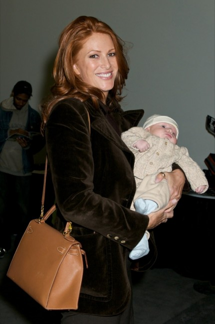 Angie Everhart Her Big Apple Babe Angie Everhart
