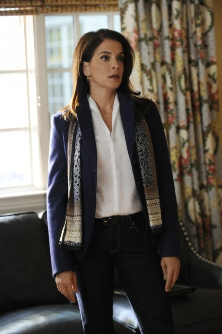 Picture Of Annabella Sciorra In The Good Wife Large Picture