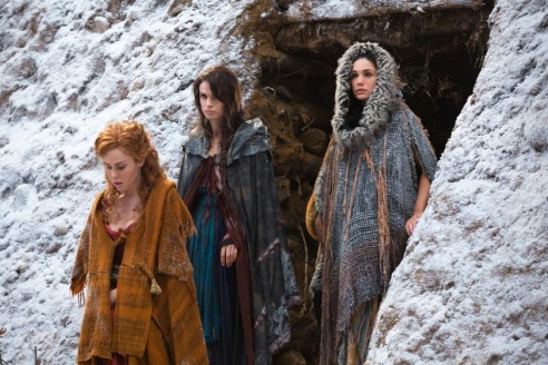 Picture Of Anna Hutchison Jenna Lind And Gwendoline Taylor In Spartacus Blood And Sand Large Picture