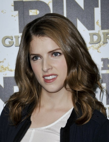 October Mr Pink Ginseng Drink Launch Party Anna Kendrick
