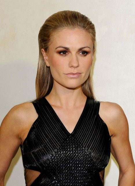 Anna Paquin At The Tom Ford Cocktail Event In Beverly Hills