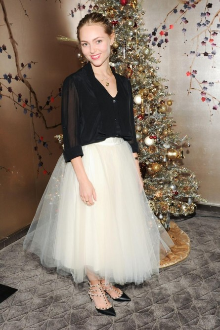 Annasophia Robb An Evening With Cole Haan