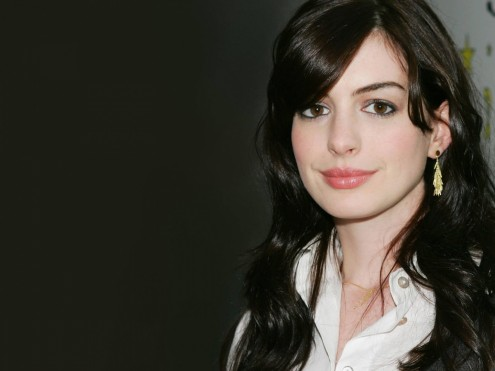 Anne Hathaway Beautiful Batman