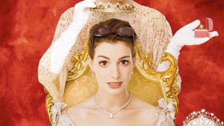 Anne Hathaway Princess Diaries Shakespeare