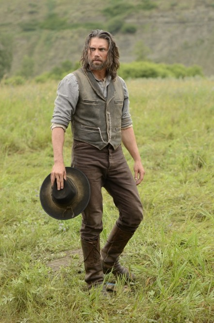 Anson Mount In Hell On Wheels Episode Purged Away With Blood