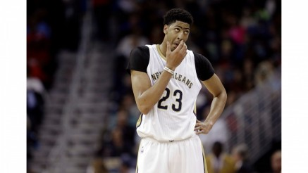 Cool Pelicans Anthony Davis Wallpaper Anthony Davis