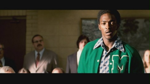 Anthony Mackie In We Are Marshall Anthony Mackie Anthony Mackie