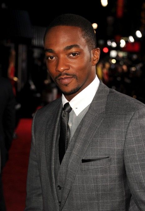 Anthony Mackie Stills Anthony Mackie