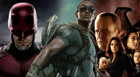 Marvel Movies Tv No Crossover Anthony Mackie Falcon Kevin Feige Anthony Mackie