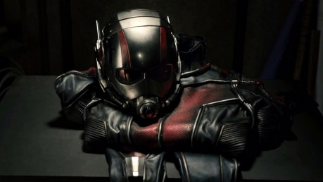 Ant Man Mask And Costume Hd Wallpaper Ant Man