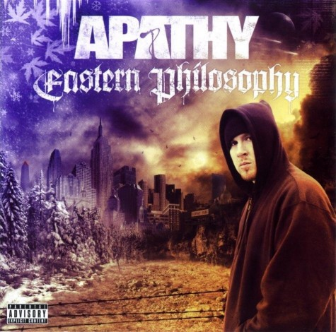 Ballcdcovers Apathy Eastern Philosophy Retail Cd Front