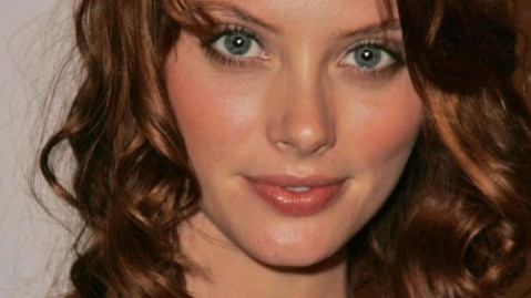 Kandi Darstellerin April Bowlby Mit Roten Haaren April Bowlby