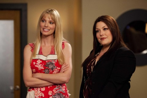 Picture Of Brooke Elliott And April Bowlby In Drop Dead Diva Large Picture Brooke Elliott